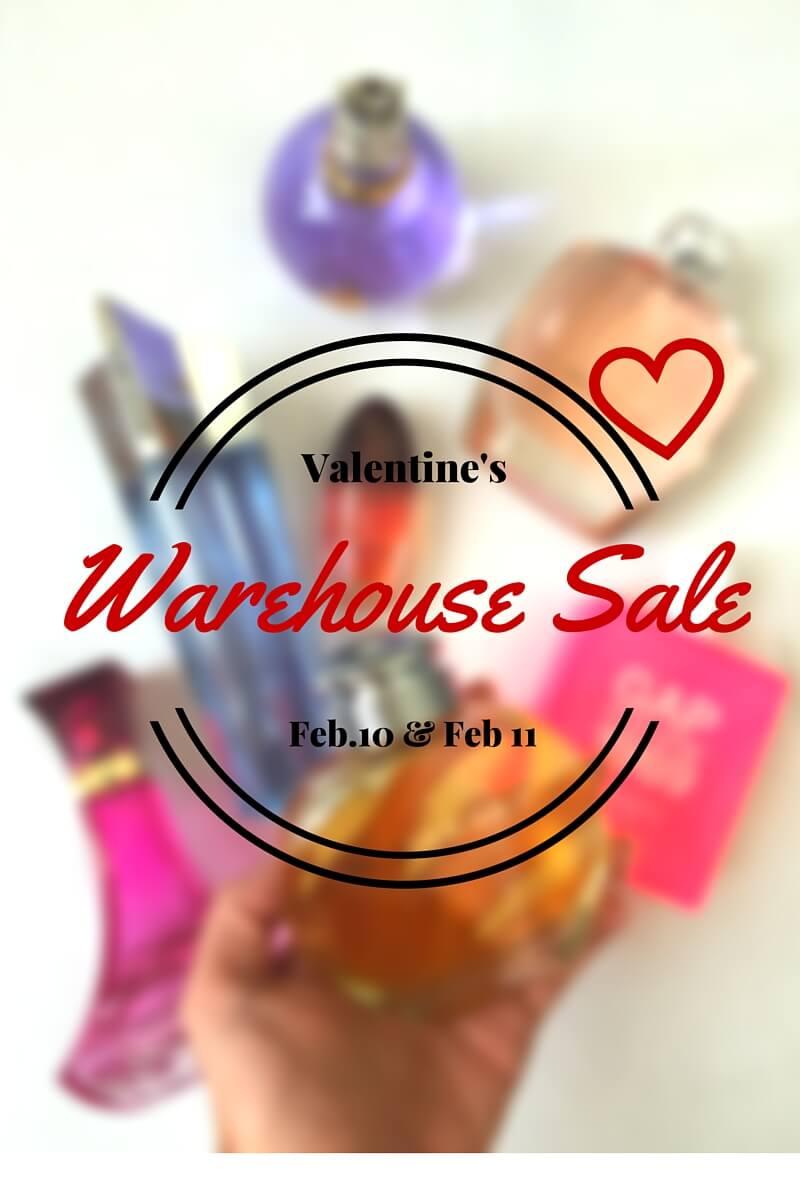 Warehouse Sale!